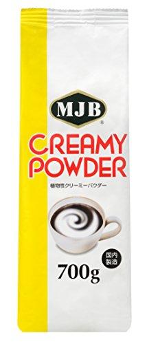 MJB クリーミーパウダー 徳用 700g