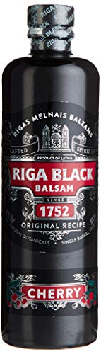 Riga Balzams Black Balsam Cherry Liköre, 0.5 l