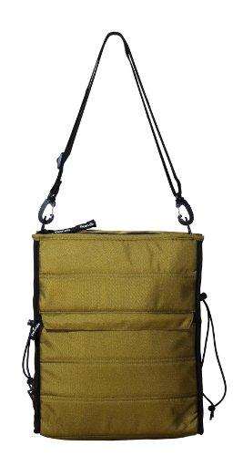 Fleurville FLE-MB-OLI Mobi Bag Wickeltasche, olive