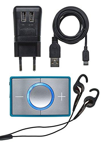 Ceecoach 2 Single Bluetooth Kommunikation Und Gegensprechanlage Für Reitsport, Wintersport, Industrie, türkis