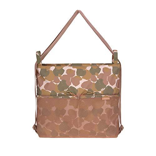 LÄSSIG Baby Kinderbuggytasche Kinderwagentasche Rucksack/Casual Conversion Buggy Bag Tinted Spots