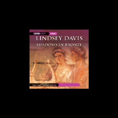 Shadows in Bronze (Dramatized) audiobook cover art