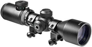 BARSKA 3-9x42 IR Contour Dual Color Reticle 30/30 IR Riflescope