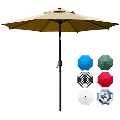sunnyglade outdoor table umbrella