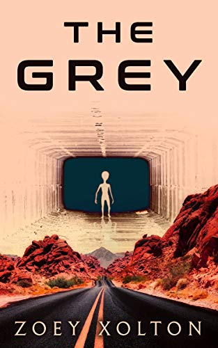 The Grey: An Alien Invasion Sci-Fi Horror Short Story (Fast Fiction Collection Book 3) (English Edition)