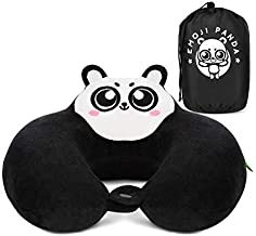 Best emoji memory foam neck pillow Reviews