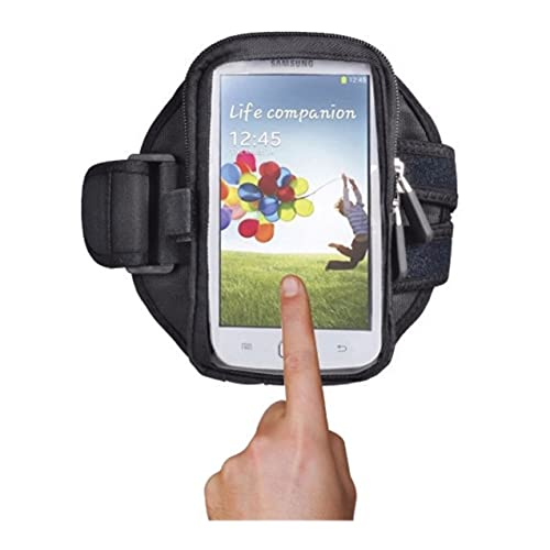 TANTRA Mobi-Case Sports Armband Mobile Holder Pouch for Mobile upto 6 inches
