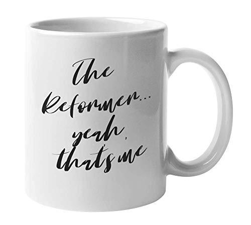 N\A Eneagrama Tipo 1 - Taza de Regalo de café y té: El reformador. Sí, Ese Soy yo
