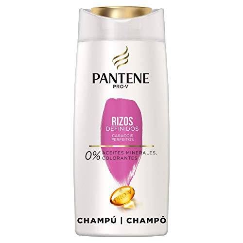 Pantene Pro-V Rizos Definidos Champú, Para Rizos Brillantes y Flexibles, 700 ml