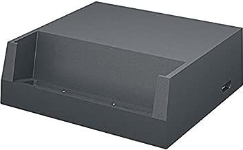 93550000 rostfrei, Softgriff, L/änge 500 mm, gl/ättet Putz und Estrich Jung Henkelmann Dekorspachtel Grau,