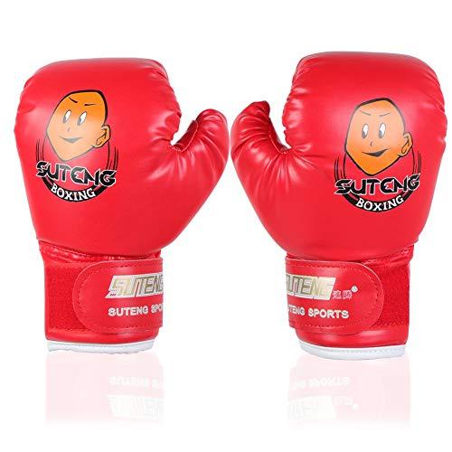 Guantes de Boxeo para Niños Punzonado de Sparring Guantes d