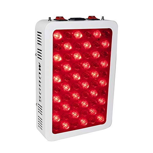 SGROW Red Light Therapy Device Deep Red 660nm and 850nm Near Infrared Light Therapy Lamps (PM300)