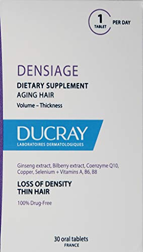 Ducray Densiage Comp Alimenticioi - 30 Ml