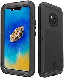 Love Mei France Shockproof and Waterproof Case for Huawei Mate 20 PR0 - Black