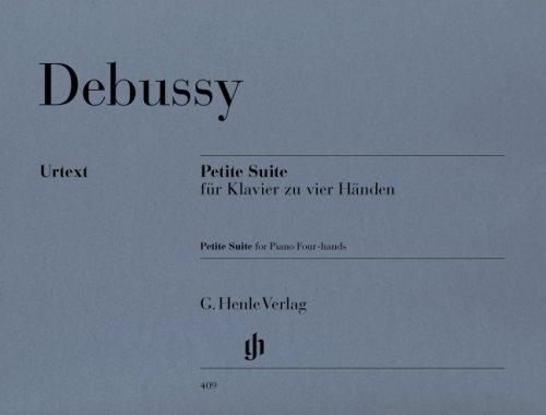 Petite Suite. Klavier zu 4 Händen