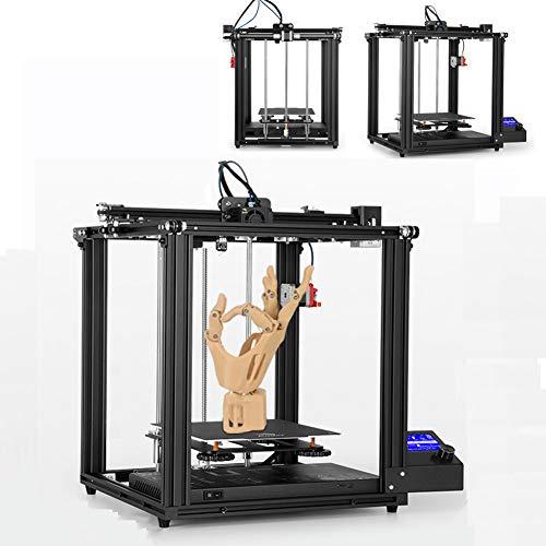Stampante 3D Ad Alta Precisione Stampante 3D per Principianti Il Kit Stampante 3D può Essere Costruito da Solo, Adatto A Giocattoli, Modelli di Figure E Applicazioni Mediche