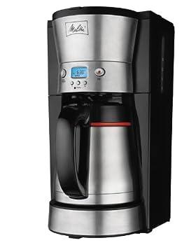 melitta 10 cup coffee maker 46894