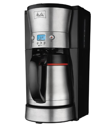 Image of Melitta 46894 10-Cup Thermal Coffeemaker: Bestviewsreviews