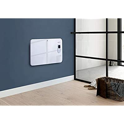 1000W White Metal Bathroom Panel Heater