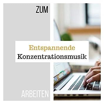 Entspannende Konzentrationsmusik zum Arbeiten: Klavier Musik zur Konzentrationssteigerung