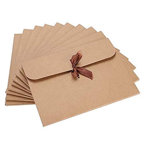 封筒 リボン付き 洋封筒 おしゃれ 洋形封筒 レターセット かわいい 手紙 招待状 挨拶状 案内状 感謝 結婚 ビジネス プレゼント ギフトボックス ギフトパッケージ