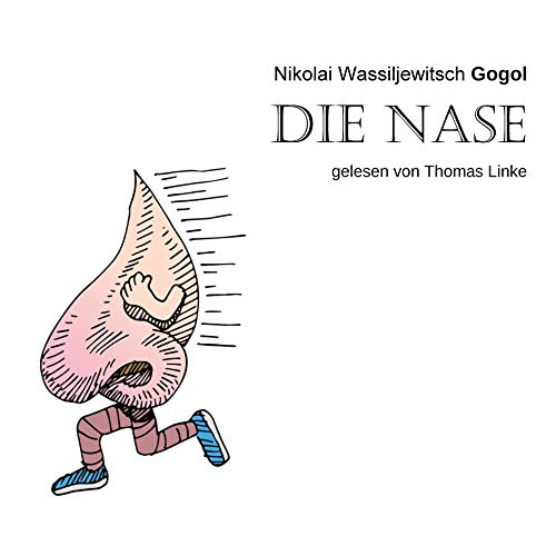 Die Nase cover art