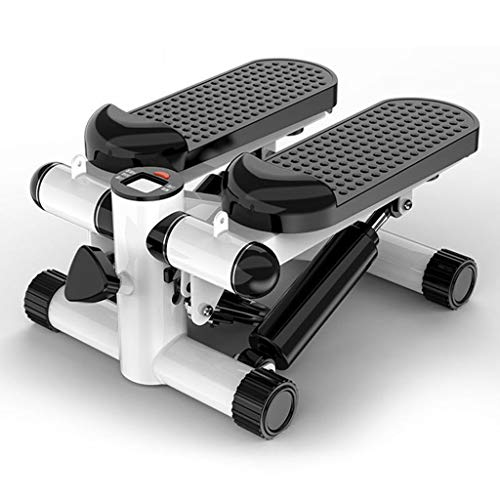 Yfqx, máquina de Escalada portátil Escalera Paso a Paso y Cintura Aptitud torcedura Paso a Paso, Equipo de Fitness, Equipo de Ejercicios, Aptitud Mini Paso a Paso