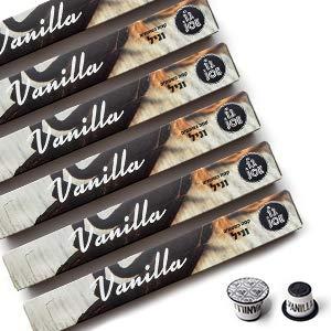 Nespresso Compatible Capsules - Limited Edition Vanilla Flavored - Pods for your Nespresso Machine - Nespresso Original Compatible Pods (60 Capsules)