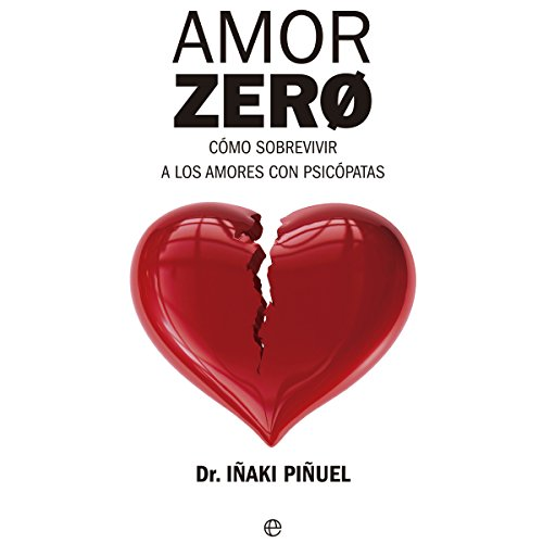 Amor Zero audiobook cover art