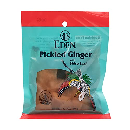 Eden Foods, Ginger Pickled