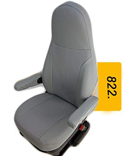 Wohnmobil Sitzbezüge Fahrer & Beifahrer 822
