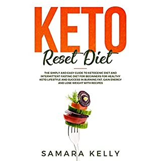 Keto Reset Diet cover art