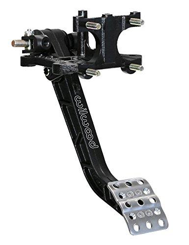 Wilwood 340-13837 Brake Pedal (Reverse Swing Dual Master Cylinder)