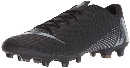 Nike Mercurial Vapor XII Academy MG, Scarpe da Calcio Uomo, Nero (Volt/Black 701), 40.5 EU