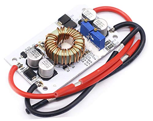 TECNOIOT DC-DC Boost Converter Constant Current Mobile Power Supply 10A 250W LED Driver