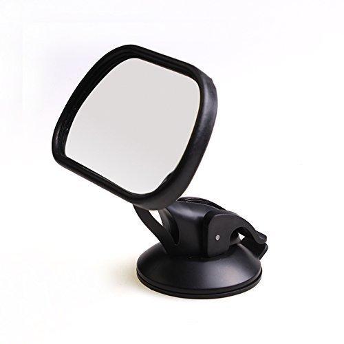 iRoundy Auto Specchietto Retrovisore Specchio Bambini - Completamente regolabile pan e tilt Inclinazione di 360 gradi