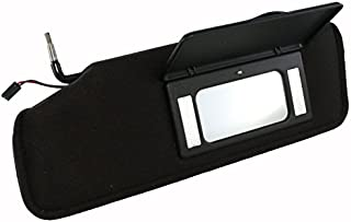 Corvette Sunvisors With Lighted Vanity Mirror Left /& Right Ecklers Premier Quality Products 25-171135
