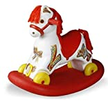 Sultana Rocking Horse Ride On 2 in 1 Two in One Kids Horse