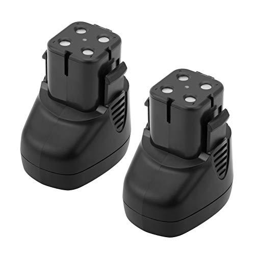 Joiry 2Packs 2.5A NiMh Battery for 7.2V Dremel...