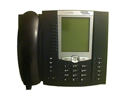 Aastra 6775, Detewe OpenPhone 75, schwarz Systemtelefon, Rabattgruppe 8