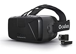 Oculus Rift Development Kit 2 (DK2) / オキュラス リフト / 3D ヘッドマウントディスプレイ