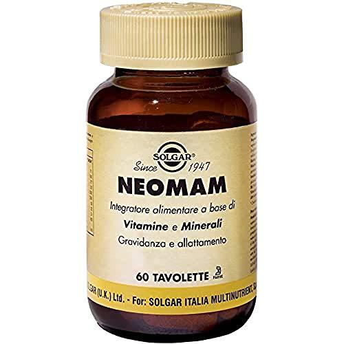 Solgar Neomam 60 Tav - 120 ml