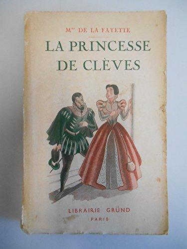 La princesse de Clèves / Mme de La Fayette / Réf42420