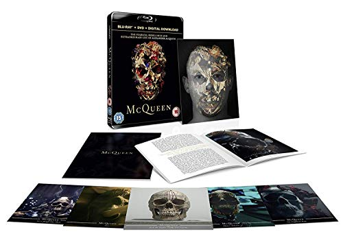 Blu-ray2 - McQueen (Collectors Edition) (Dual Format) (2 BLU-RAY)