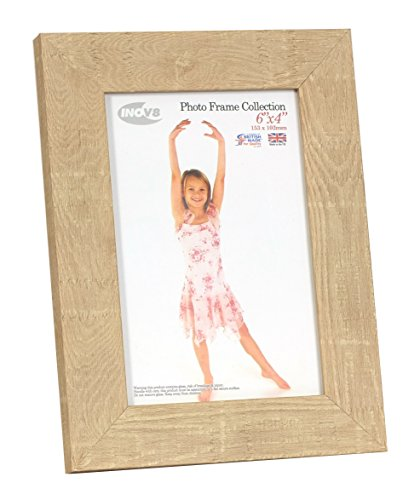 Inov8 Framing Inov8 Britse gemaakt traditionele drijfhout zand spiegel 6x4 1PK