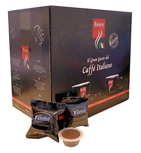 Caffè Fantini - Confezione da 100 Capsule - compatibili con le macchine Bialetti