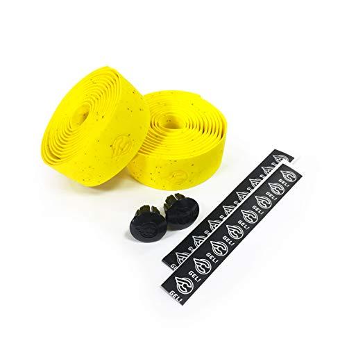Cinelli Lenkerband, Gel, Kork Gelb gelb