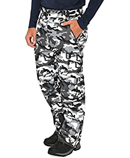 Arctix Men's Snow Sports Cargo Pants, A6 Camo Black, 3X-Large (48-50W * 32L) (B082YN6QDR) | Amazon price tracker / tracking, Amazon price history charts, Amazon price watches, Amazon price drop alerts