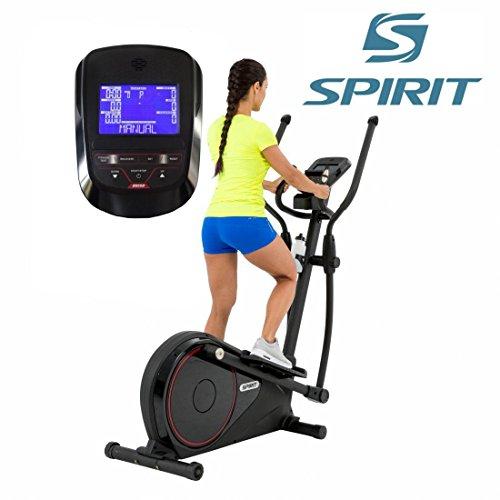 Spirit Profi Crosstrainer DRE 60 Ellipsentrainer Heimtrainer Fitness Ergometer