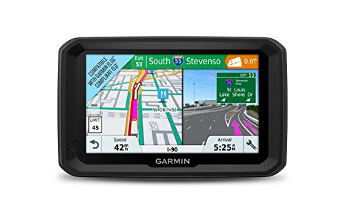 Cheapest Price! Garmin dezl 580 LMT-S, Truck GPS Navigator with 5-inch Display, Free Lifetime Map Up...